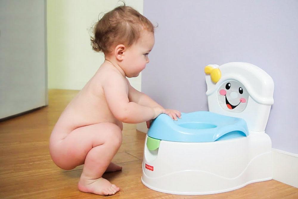 Веселый туалет