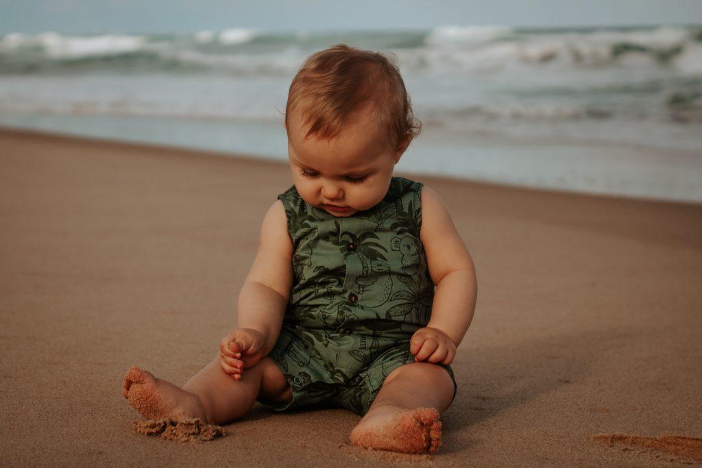 Играем с песком