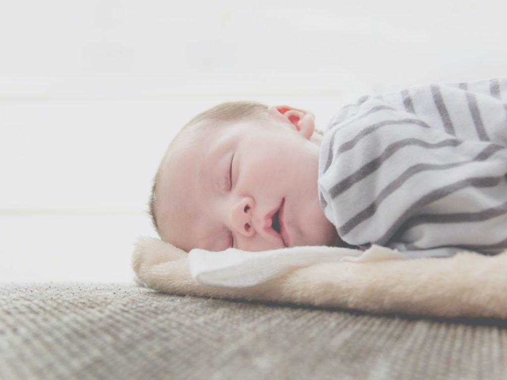 Малыш отдыхает