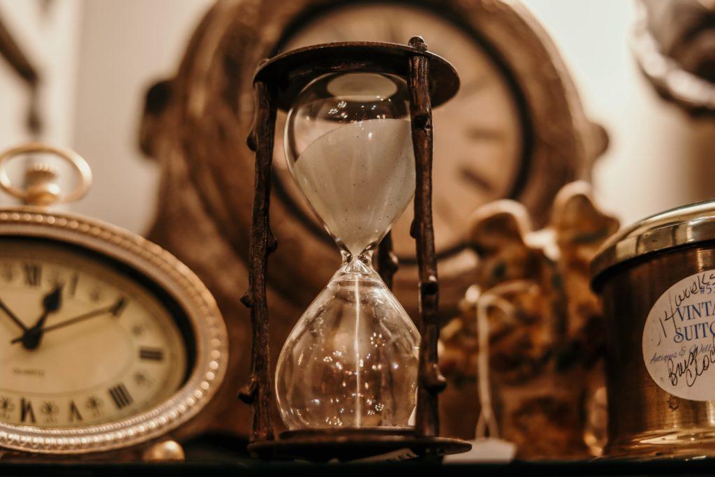 Не упустить время